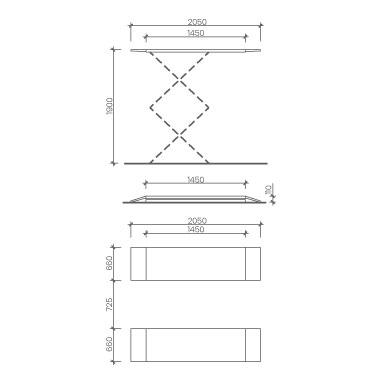 Elevador-de-taller-damarl-DM3.0-DIBUJO-TECNICO