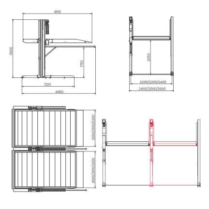 Elevador-de-taller-damarl-DM3.0PA_DM3.0PB-DIBUJO-TECNICO