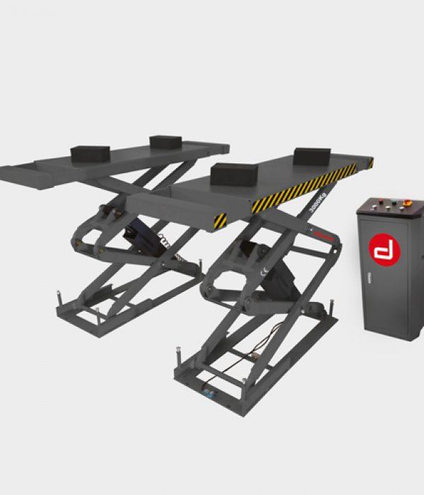 elevador-de-coches-tijera-electrohidraulico-monofasico-trifasico-3-toneladas-dm3-0S-suministros-dama-damarl-01
